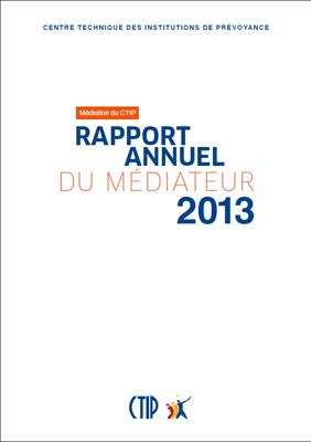Rapport du médiateur 2013