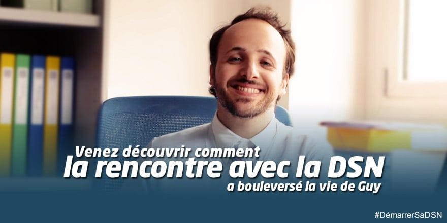 Guy et la DSN présentent La déclaration… #DemarrerSaDSN