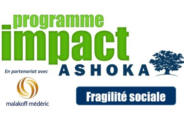 Ashoka et Malakoff Médéric partenaires du programme Impact
