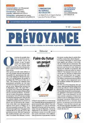 Prévoyance n°67 – Février 2019