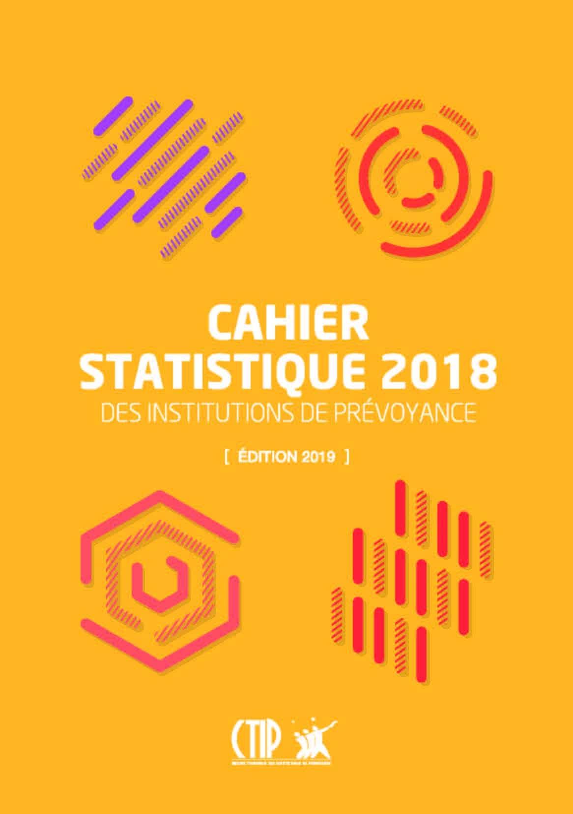 Cahier statistique 2018