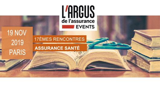CONFÉRENCE – Les 17èmes Rencontres de l'Assurance santé