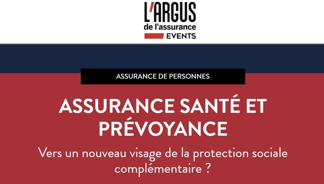 Conférence : Assurance santé et prévoyance